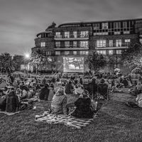 Photo taken at Fortune Green by Michael S. on 6/18/2015