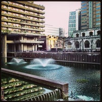 Photo taken at Barbican Centre by Michael S. on 3/5/2013