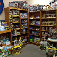 Photo taken at Unicorn Gifts & Toys by Mike K. on 2/8/2013