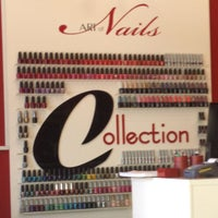 Photo taken at Art Of Nails by Ash V. on 1/30/2013
