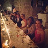 Photo taken at Langley Castle Hotel by imad b. on 12/31/2013
