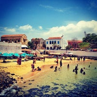 Photo taken at Gorée Island by imad b. on 7/13/2013