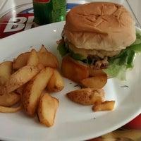 Photo taken at California Burger by Renato L. on 5/29/2015