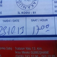 Photo taken at Turay Turizm by Esma S. on 10/19/2013