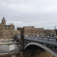 Photo taken at The Scotsman Hotel by Alexander V. on 5/2/2013