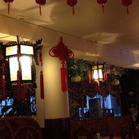 Photo taken at Zhong Guo Long Kiinalainen Ravintola by Emilia R. on 12/30/2013