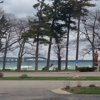 Photo taken at Super 8 Bridgeview of Mackinaw City by Rick C. on 6/15/2013