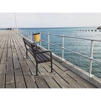 Photo taken at Limassol Old Port by Antøine A. on 3/28/2013