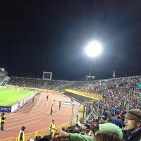 Photo taken at Central Stadium by Василий К. on 10/1/2015