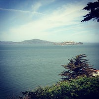 Photo taken at Book Bay Fort Mason by Devin H. on 4/18/2014