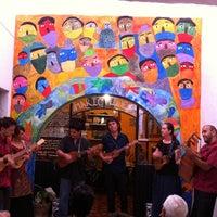 Photo taken at Rincon Zapatista by Oscar Augusto M. on 6/30/2013