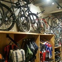 Photo taken at NYC Velo by Andy E. on 10/11/2016