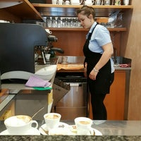 Photo taken at Pasticceria Olmea by Denis D. on 5/14/2016