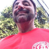 Photo taken at Santander by Marcelo A. on 5/6/2014