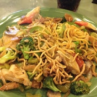 Photo taken at HuHot Mongolian Grill by Debbie B. on 9/27/2012