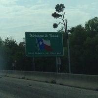 Photo taken at I-10 by Konstantine V. on 6/22/2013