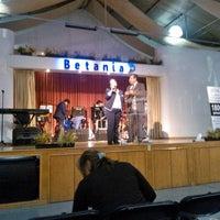 Photo taken at Comunidad Cristiana Betania by Mita C. on 2/2/2014