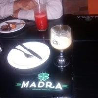 Photo taken at Cervejaria Madra Bier by Robson G. on 12/4/2014