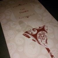 Das Foto wurde bei Café Floréo von Arabi A. am 9/9/2013 aufgenommen