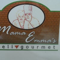 Photo taken at Mama Emma's Deli Gourmet by Hugo S. on 7/23/2013