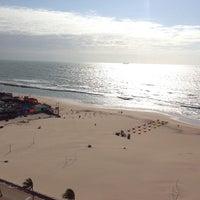 Photo taken at Restaurante Do Recife Praia Hotel by Márcio Duarte S. on 9/21/2013