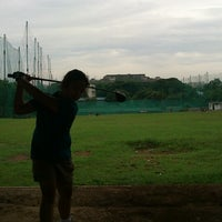 Photo taken at Philippine Navy Golf Club by Llewellyn V. on 6/29/2013