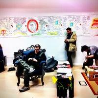 Photo taken at Impact Hub Roma by Mara M. on 2/7/2013