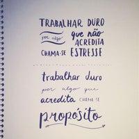 Photo taken at Dara Comunicação by Fran P. on 10/16/2015