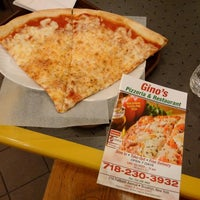 Photo taken at Gino's Pizza by Gary H. on 10/31/2016