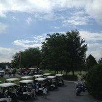 Photo taken at Briar Leaf Golf Club by Brandon J. on 6/10/2013