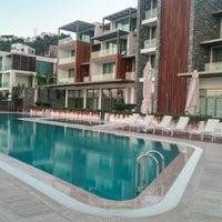 8/28/2014 tarihinde Öztürk E.ziyaretçi tarafından Mivara Luxury Resort & SPA'de çekilen fotoğraf