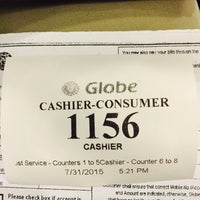 Photo taken at Globe Business Center by GbOy21 on 7/31/2015