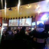 Photo taken at Buffalo Wild Wings by Diógenes D. on 3/20/2013