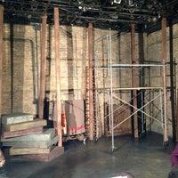 Снимок сделан в Lifeline Theatre пользователем Carolyn M. 10/27/2013