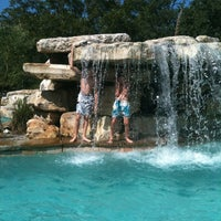 Photo taken at La Cantera Hill Country Resort Pool by Carolyn M. on 9/22/2012