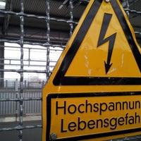 Photo taken at Bahnhof Berlin Ostkreuz by Treptower on 2/28/2013