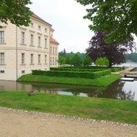 Photo taken at Schloss Rheinsberg by Treptower on 5/18/2013