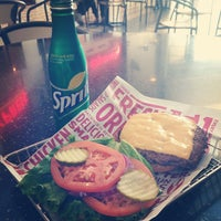 Photo taken at Smashburger by Tanya S. on 10/26/2013
