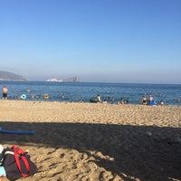 6/27/2017 tarihinde Tülin K.ziyaretçi tarafından Yanışlı Beach'de çekilen fotoğraf