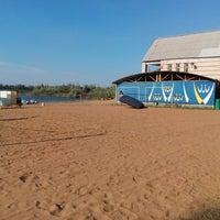 Photo taken at Совдеповская Турбаза Искра by Владислав А. on 8/16/2014