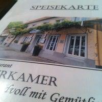 Photo taken at Kellerkamer by sandra a. on 2/25/2014