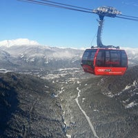 Photo taken at PEAK 2 PEAK Gondola by Lee W. on 1/11/2013