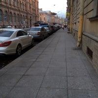 Photo taken at Военная Комендатура Санкт-Петербурга by Lana S. on 10/14/2015