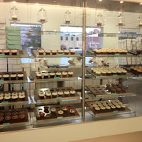 Photo taken at Crave Cupcakes by Thais M. on 1/29/2013