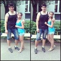 Photo taken at Школа № 1400 (2) by Nazly V. on 6/27/2013