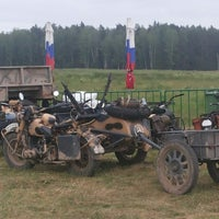 Photo taken at моторы войны by Aleksandra V. on 6/21/2013