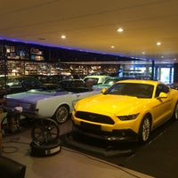 Photo taken at Mustang Garage by Kevin V. on 11/10/2016