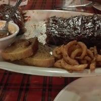 Photo taken at Great American Rib Company by David H. on 2/4/2016