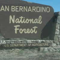 Photo taken at San Bernardino National Forest by Mark G. on 2/24/2013