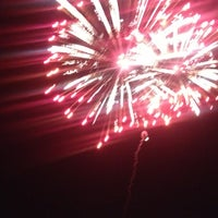 Photo taken at IllumiNations: Reflections of Earth by Ezrhy S. on 12/16/2012